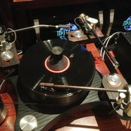TW Acustic Raven Turntable 12 inch Reference Tonearm