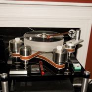 Clearaudio Master Reference Turntable Reference Tonearm